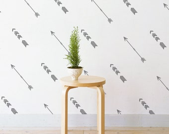 Tribal Arrows   Removable Wall Decal & Sticker for Home, Office, Nursery