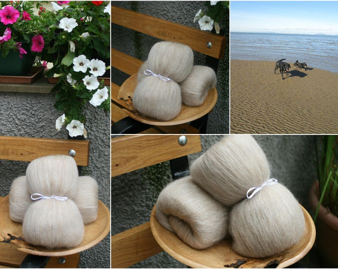 Sand Castle Batts - 100g