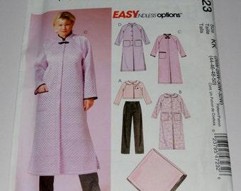 26W to 32W Sleepwear Wardrobe Uncut McCalls 4723