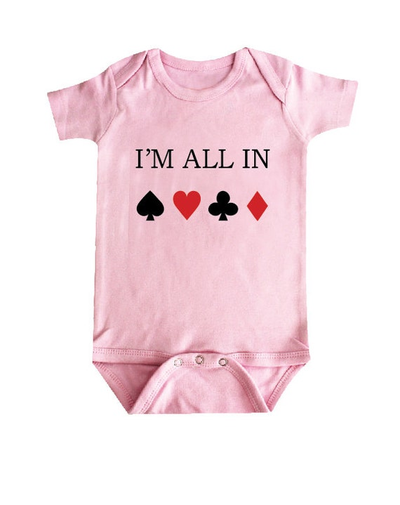 Baby poker clothes discovery toronto gambling
