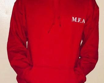 Red MFA OG HOODIE