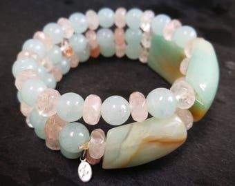 handmade elastic bracelet