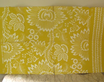 piece of vintage Brunschwig and Fils wallpaper