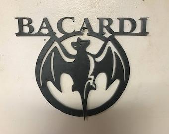 Bacardi sign