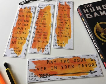 Bookmark - The Hunger Games