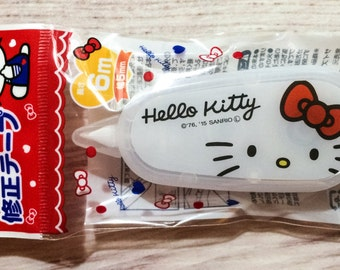 Hello Kitty Correction Tape from Japan