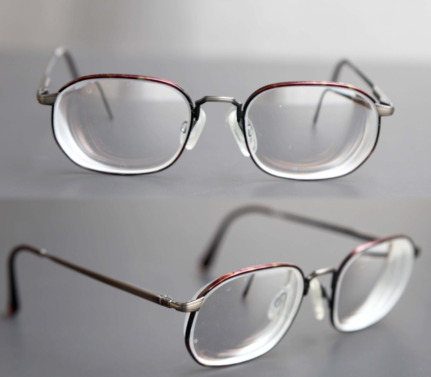 zoom - Wire Frame Glasses