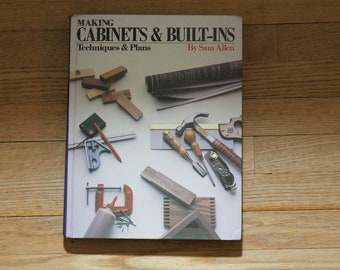 Diy book making etsy making cabinets built ins techniques plans sam allen how to book solutioingenieria Choice Image
