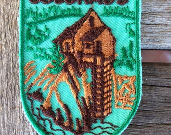 Colorado Vintage Travel Souvenir Patch from Voyager - LAST ONE!