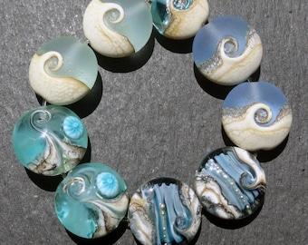 Lampwork Beads (9) Mix 12