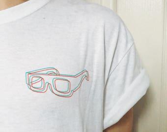 3D Vision Tee