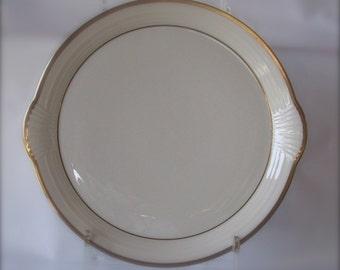 Vintage Noritake wedding tray cake tort plate