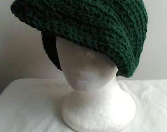 Brim Rasta Hat