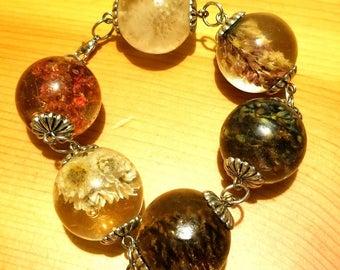 Chunky organics bracelet