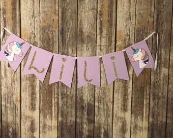 Magical Unicorn Banner
