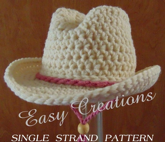 How To Make A Baby Cowboy Hat Zoom