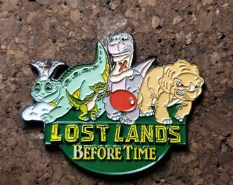 Lost lands before time pin hat pins hat pin.