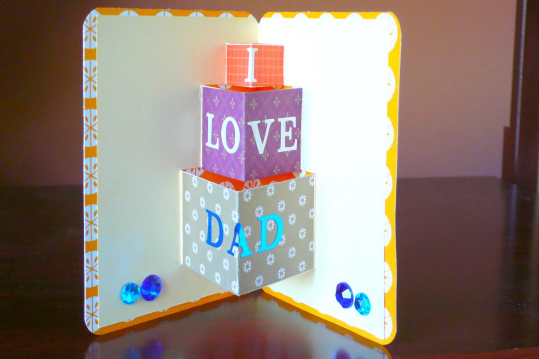 Fathers Birthday Card Happy Birthday Dad Birthday Cards