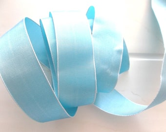 5 meters of brass Ribbon blue sky no. 1550