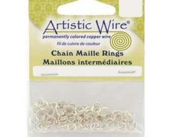 Jump Rings Artistic Wire Chainmaille Jump Rings