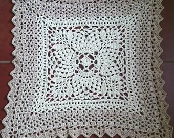 floor rug crochet carpet
