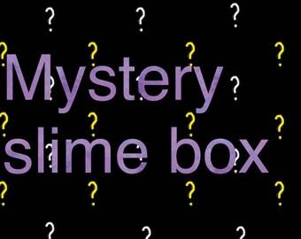 MYSTERY FLOAM BOX