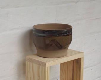 Stoneware Planter, Plant Pot, Succulent Pot, Cactus Pot, Houseplant Pot, Ceramic Planter