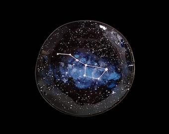 Constellation ceramic plate 2 designs