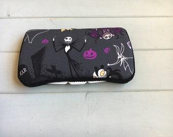Nightmare before Christmas, Wipe Case, Wipes Case, Baby Wipe Case, Baby Wipes Case, Wipes Holder, Travel Wipe Case, Baby Gift, Diaper Bag