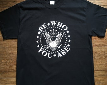 Be Who You Are Eagle T-shirt - Men's