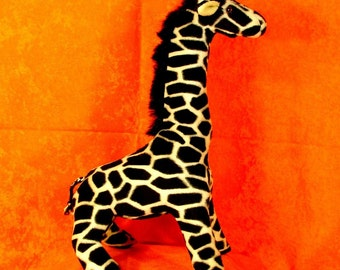 Sewing Pattern Make a Baby Giraffe Stuffed Animal Design from Fantasy Creations