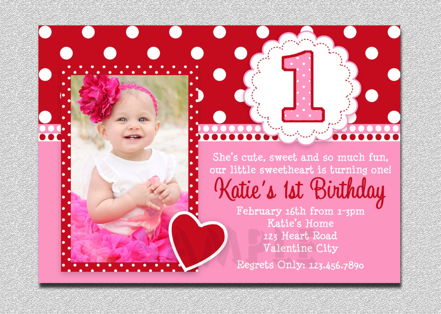 Birthday Ecards Invitations ~ Valentines birthday invitation st