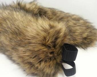Adult Sized Canine Cosplay Furry Tail