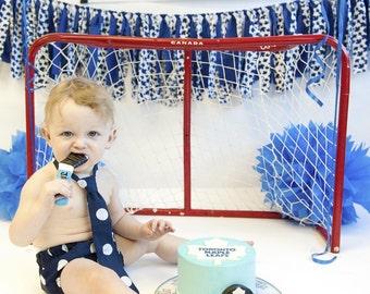 Necktie, Diaper Cover Set Navy/White Polka Dot Photography Prop, Dressy Baby Boy