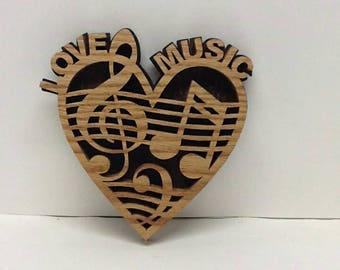 Love Music Heart