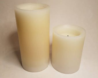 Photo prop, Candle prop, Staging photo prop, Battery operated LED candle, Flame lite candle, LED flameless candle, Photography prop, Candle