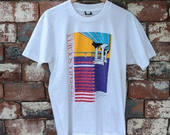 Vintage Leukemia Society Run t-shirt
