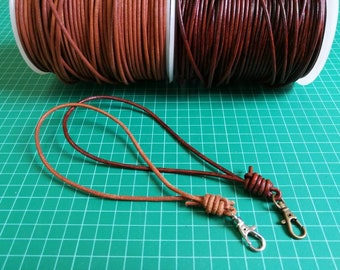 Camera wristlet strap/ Classic genuine leather/vintage real leather lace/gift for someone special or for you