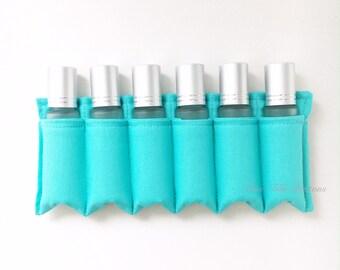 CUSTOM ORDER for Melissa . . . 2 x roller bottle inserts in white / cream