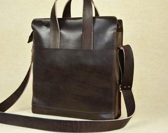 Leather Messenger Bag, Leather Bag, Messenger bag men, laptop bag, Womens laptop bag, Leather purse, Leather tote, Messenger bag, Handbags