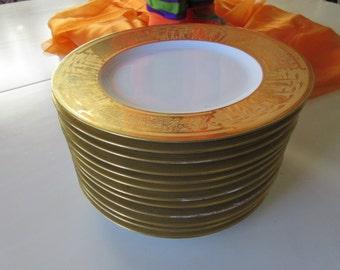 SELB BAVARIA ROYAL Bavarian Hutschenreuther Dinner China Plates