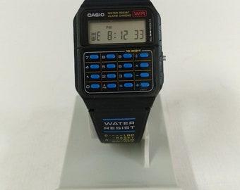 Casio CA-62 Calculator  Game Watch Module 481          10 Digit