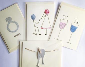 Engagement - Congratulations - Celebrations