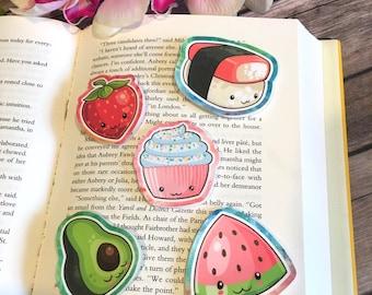 Foodie Bookmarks