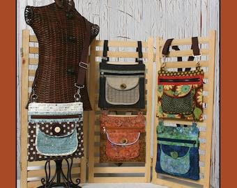 The Zerba Bag - Sewing Pattern