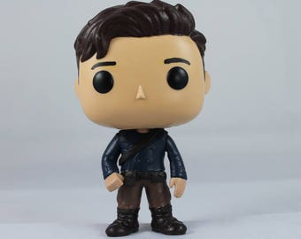 Custom Funko Pop! of Captain America: The First Avenger's Bucky Barnes