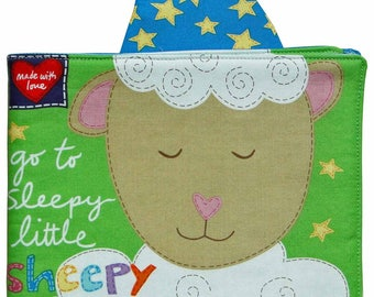Go to sleepy little Sheepy Quiet book