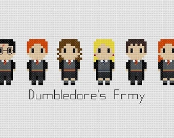 Dumbledore Army Etsy Il