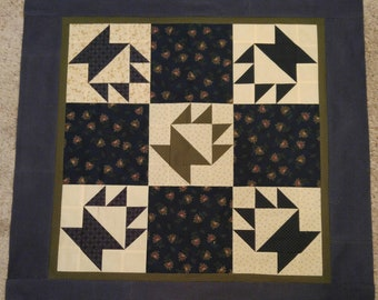 You Quilt It, a  Cakestand Block Quilt Top and Binding Kit