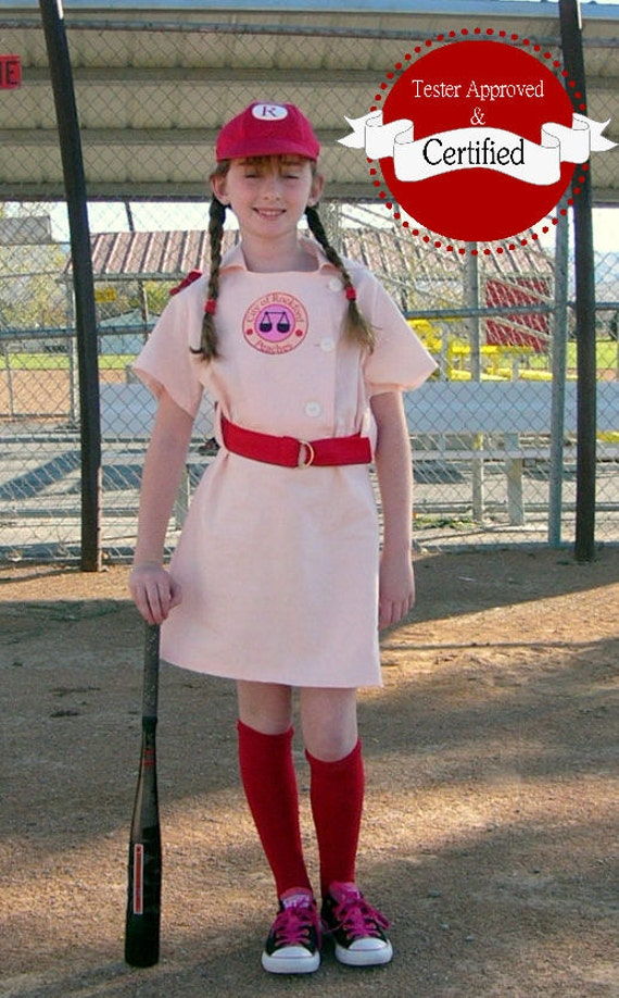 Vintage Baseball Uniform and Dress Pattern with Coat Option